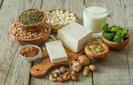 getting enough iron avoid calcium rich foods at the same time