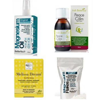 sleep inducing calming herbs and supplements