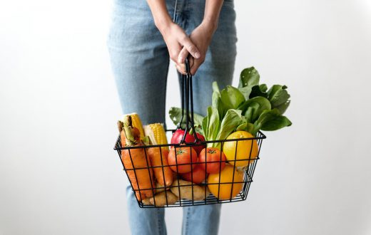 iron on a plant-based diet  food sources