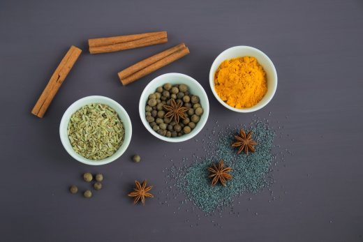 candida diet herbs and spices