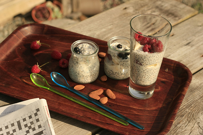 Image of Overnight Oats and Chia recipe