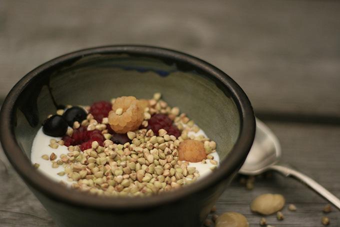 buckwheat granola