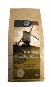 Infinity chikcpea flour