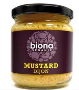 dijon mustard Biona Organic