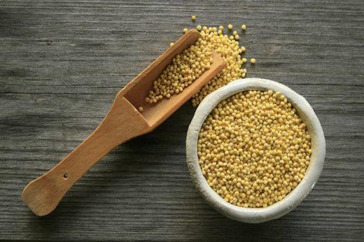 gluten-free grain millet