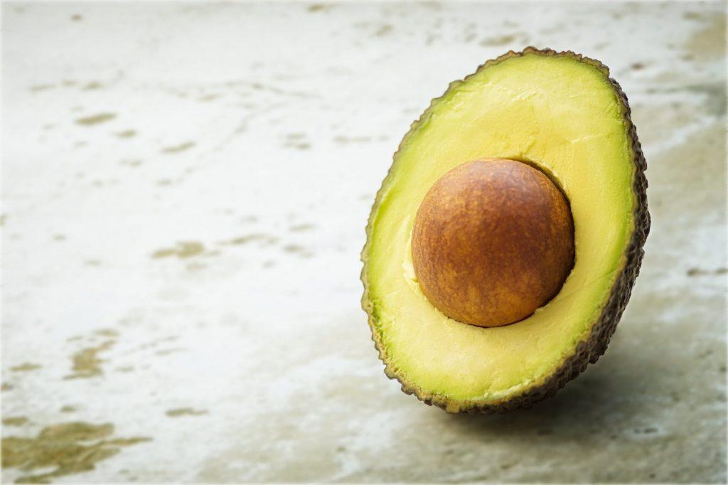 quinoa and avocado salad ingredient