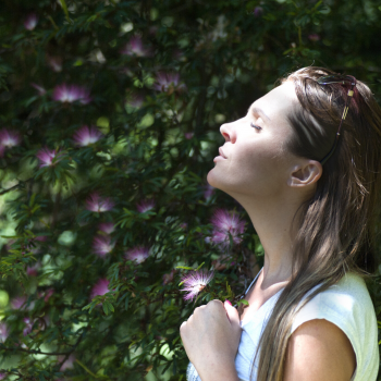 focus on breathing to reduce stress