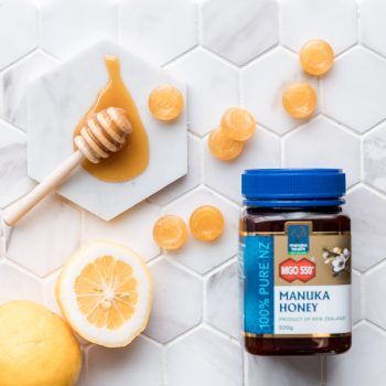 manuka against cold sore virus
