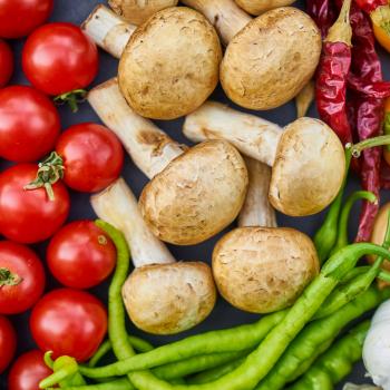 veggies for shopping list