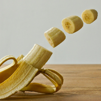 bananas are great snacks to fuel your yoga practice