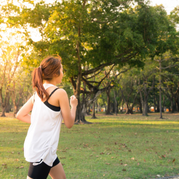 What's the Scoop On Vitamin D - exercise outdoors