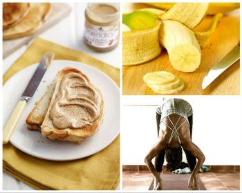 snacks to fuel your yoga practice