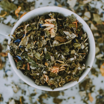 herbs for herbal infusion