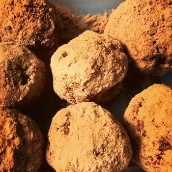 cacao and acai energy ball recipe