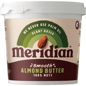 nut butters - almond