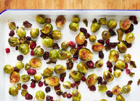 Hemsley Brussels Sprouts Christmas Feast