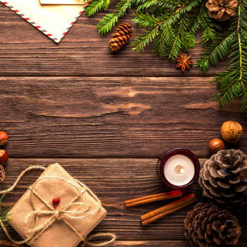 festive flavours Kombucha