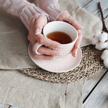 Herbal Practices for Your Respiratory System - drink herbal tea