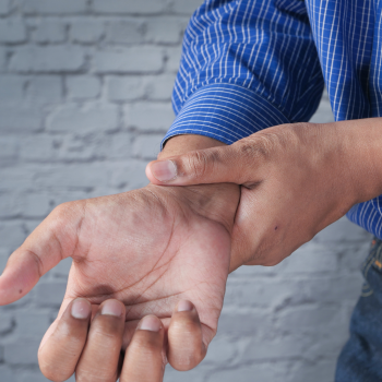 Repetitive Strain Injury aches and pains in wrist
