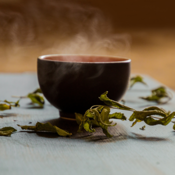3 Ayurvedic Tips on How to Improve Your Sleep Using Ghee - facial steam with herbs/essential oils