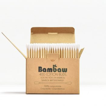Swaps to Help Reduce Your Plastic Waste  - Bambaw cotton buds