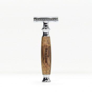 Swaps to Help Reduce Your Plastic Waste - bambaw safety razor