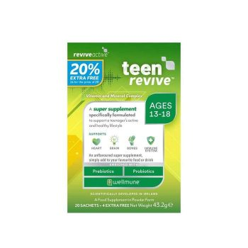 Revive Active Teen Revive - support for kids